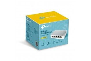 شبكات - Switch 5 ports TP-LINK (1005D)