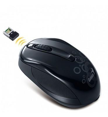 Mouse Genius Wirelees NX-6510 Black Tattoo