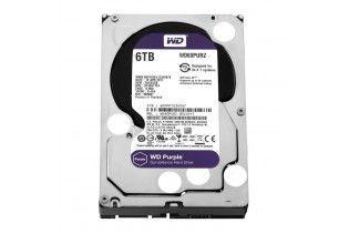 Hard Drive - H.D 6 TB W.D SATA Purple