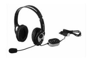 Headphones - Headset Microsoft Life Chat LX-3000