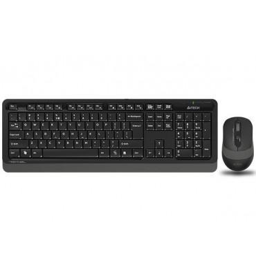 KB+Mouse A4Tech Wireless FG1010 Grey