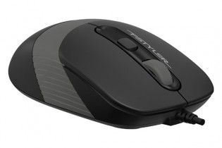 Mouse - Mouse Wired A4tech FM10 Grey