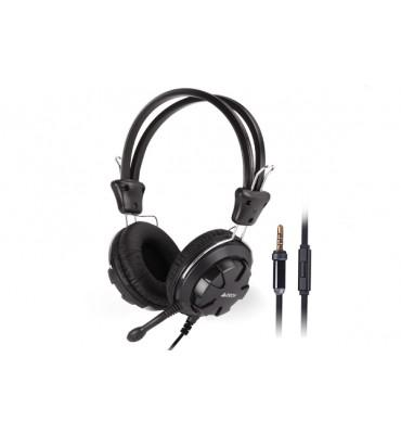 Headset  A4tech HS-28i Black