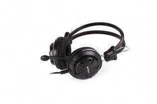 Headphones - Headset A4tech HS-28i Black