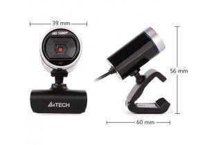Webcam - Web Cam A4Tech PK-910H black & silver