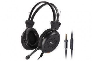 سماعات اذن - Headset A4tech HS-30i Black