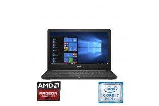 """كمبيوتر محمول - DELL Inspiron 3576-Intel Core I7-8550U-8GB RAM-1TB HDD-VGA AMD R520 2GB GPU- 15.6""""HD-DOS-Black"""
