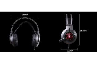 سماعات اذن - Headset Bloody G430 7.1 USB