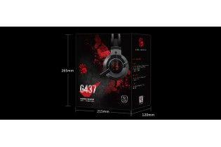 Headphones - Headset Bloody G437 7.1 RGB USB
