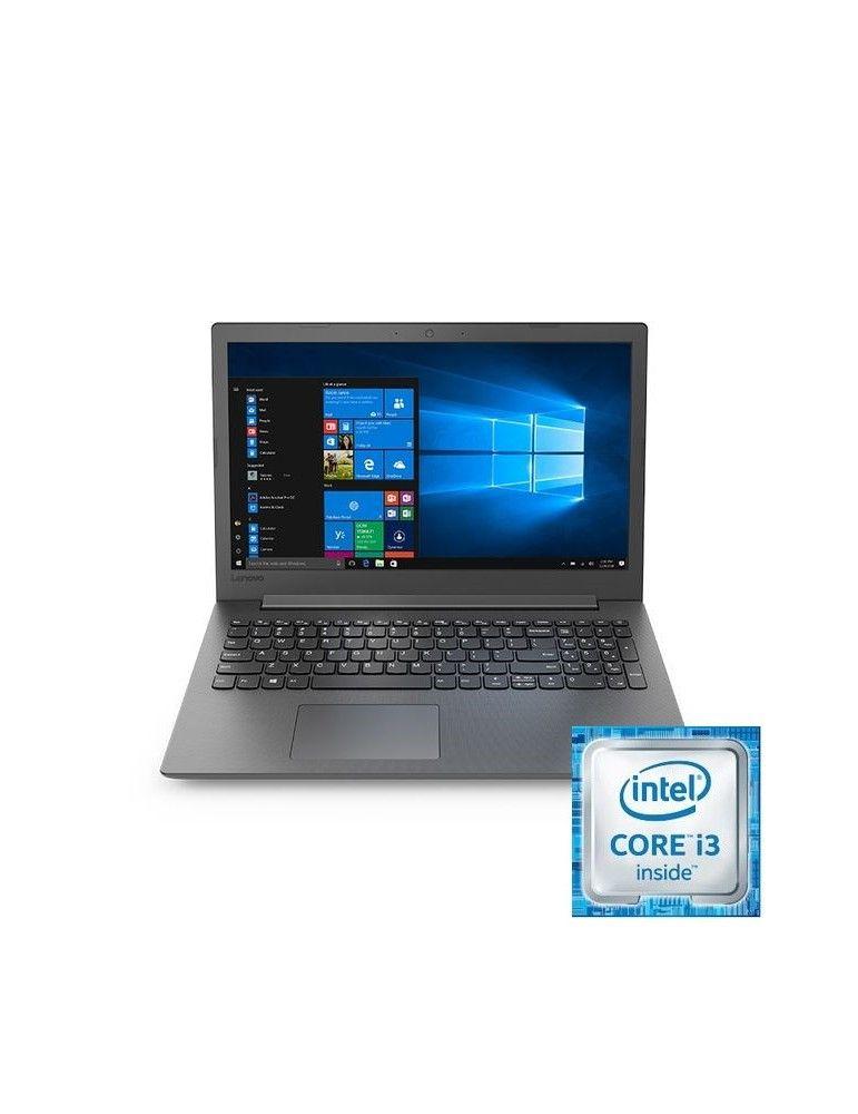 "Lenovo Ideapad 130 Intel Core i3-7020U-4GB RAM-1TB HDD-Intel HD Graphics 620-15.6""-DOS-Black"