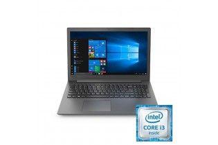 "Laptop - Lenovo Ideapad 130 Intel Core i3-7020U-4GB RAM-1TB HDD-Intel HD Graphics 620-15.6""-DOS-Black"