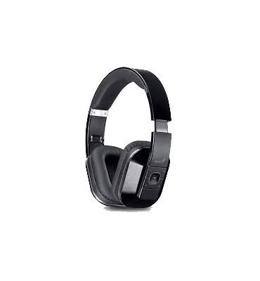 Headset Genius HS-970BT-WHITE-BLUETOOTH 4.0 WITH NFC-FOLDABLE DESIGN-DUAL DEVICE CONNECTION