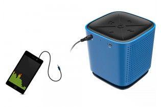 سماعات خارجية - SPEAKER Genius SP-920BT BLUE