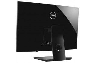 "Desktop - Dell All-in-one Inspiron 3480-Intel i5-8265U-8GB DDR4-1TB HDD-23.8"" FHD Touch-Intel UHD Graphics 620 Graphics-DOS-Bla"