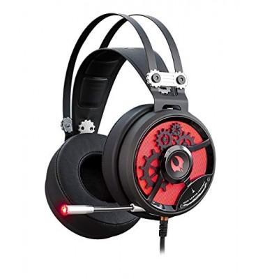 Headset Bloody M660 7.1 HiFi USB BLACK+RED