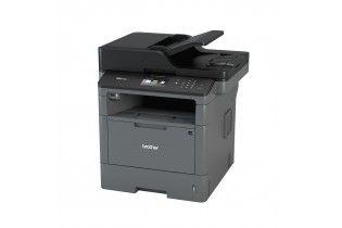 طابعات ليزر - Printer Brother 4 in 1 Multi-Function MFC-L5755DW