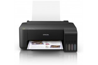 طابعات الوان - Epson Printer InkJet L1110 EcoTank (Colors )