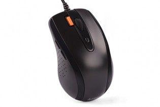 Mouse - Mouse A4tech N-70FX Black