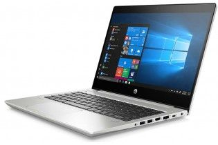 "Laptop - HP ProBook 450-G6 Intel Core i5-8265U-8GB RAM-1TB HDD-NVIDIA MX130-2GB-FPR-15.6""HD-Dos-Silver"