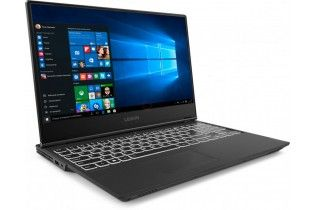 """Laptop - Lenovo Legion Y540 i7-9750H-16G RAM-1TB HDD-256SSD-VGA GTX1660 Ti-6G-15.6"""" FHD-DOS-Black"""