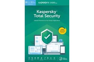 Software - KasperSky Total Security 4 users (3 + 1)
