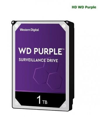 H.D WD 1TB SATA PURPLE