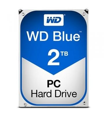 H.D 2 TB W.D SATA BLUE