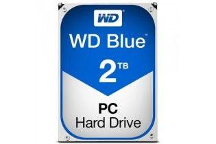 HDD - H.D 2 TB W.D SATA BLUE