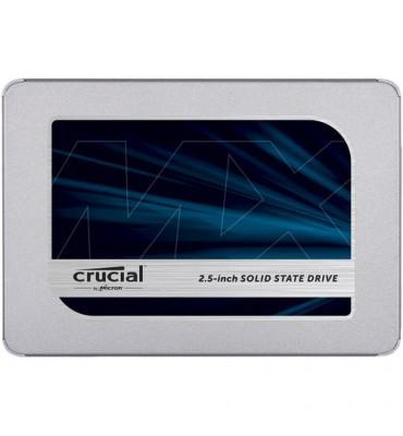 SSD Crucial 1TB 2.5 SATA MX 500