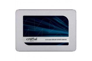 هارد ديسك - SSD Crucial 1TB 2.5 SATA MX 500