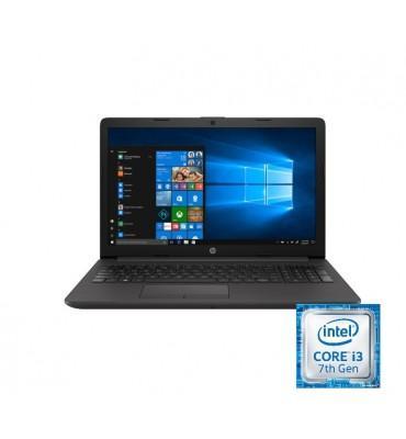 "HP Laptop 250 G7-15.6""UHD-Intel Core i3-7020U-4GB RAM-1TB HDD-VGA Intel HD Graphics 620-Black"