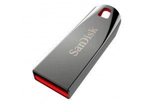 Flash Memory - Flash Memory 16GB SanDisk (Cruzer Force) Metal