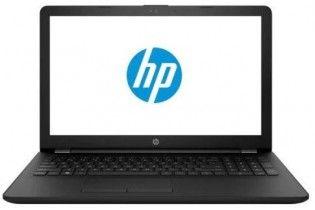 """Laptop - HP 15-rb001ne-15.6""""-AMD E2-9000-4GB RAM DDR4-500GB HDD-VGA AMD 2GB Dedicated-DOS-Black"""
