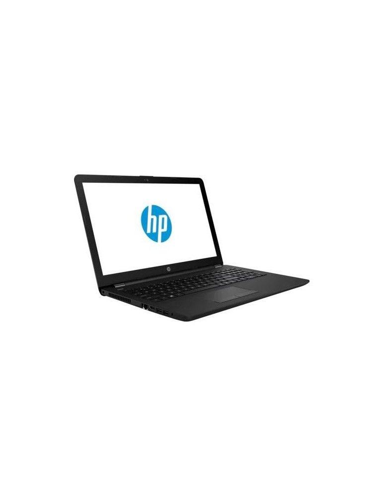 """HP 15-rb001ne-15.6""""-AMD E2-9000-4GB RAM DDR4-500GB HDD-VGA AMD 2GB Dedicated-DOS-Black"""