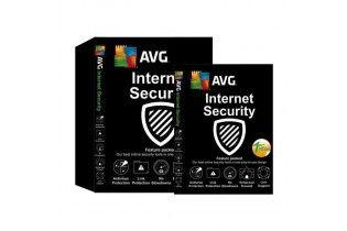 برمجيات - AVG Internet Security 1PC
