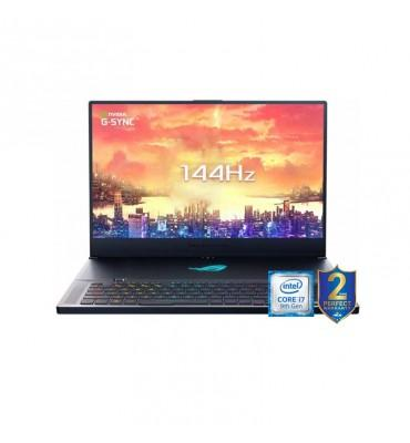 ASUS ROG-Zephyrus-S- core I7-9750H-BGA-32GB DDR4-1TB PCIE G3X4 SSD-NVIDIA GEFORCE 2080Q GDDR5 8GB