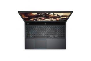 كمبيوتر محمول - Dell Inspiron G5-N 5590-Core i7-9750H-16GB-1TB-SSD 256GB-GTX1650-4GB-15.6 FHD-Dos-Black