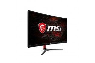 Monitors - LED 24 MSI gaming curved