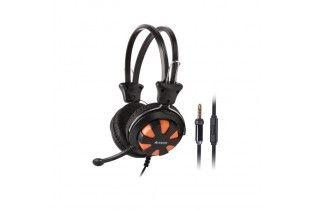 سماعات اذن - Headset A4Tech HS-28i Orange
