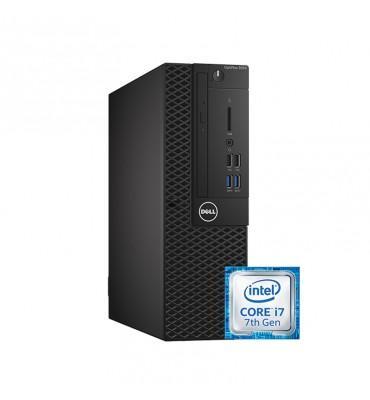Dell Optiplex 7050-i7-7700-4GB-1TB-Intel Graphics-DOS-3 years warranty
