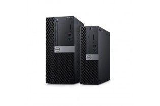 Desktop - Dell Optiplex 7060 Intel Core i7-8700-4GB RAM DDR4-1TB HDD-VGA Intel Graphics-DOS-3 Years warranty