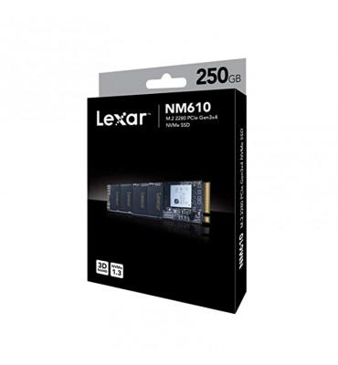 SSD Lexar 250 GB NVMe