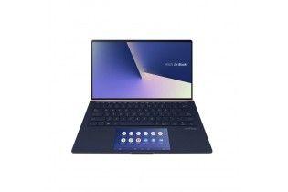 كمبيوتر محمول - ASUS ZenBook 14 UX434FLC-coreI7-10510U-16GB-1TB SSD-MX 250 2GB-Win 10