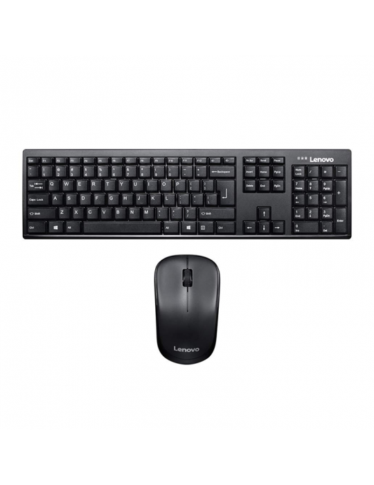 Keyboard & Mouse - Wireless KB+Mouse combo Lenovo 100
