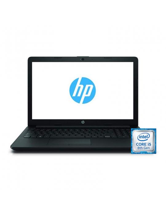 كمبيوتر محمول - HP 15-da1063ne-i5-8265U-4GB-1TB-MX110-2GB-15.6 HD-Dos-black