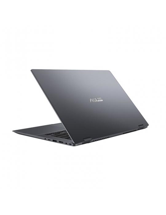 Laptop - ASUS VivoBook Flip 14-Intel Core I3-7020U-BGA-4GB DDR4 -256G SATA3 SSD-Intel Integrated Graphics