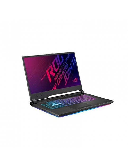 كمبيوتر محمول - ASUS G531GW-AL203T-ROG-STRIX-G Intel core I7-9750H-BGA-16GB DDR4-1TB54R SSH8G-512G PCIE-NVIDIA GEFORCE RTX 2070