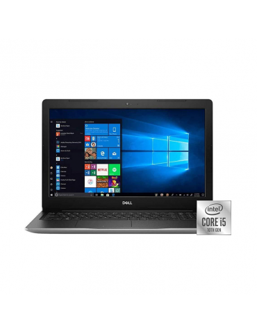 Dell Inspiron 3593 Intel Core i5-1035G1-8GB RAM-1TB-VGA Nvidia MX230-2GB-15.6 FHD-DOS-Black