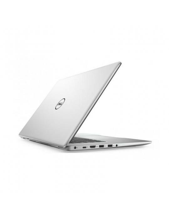 كمبيوتر محمول - Dell Inspiron 5583 Intel Core i7-8565U-16GB RAM DDR4-2TB HDD 256 SSD-DVD-MX130 4GB-Silver