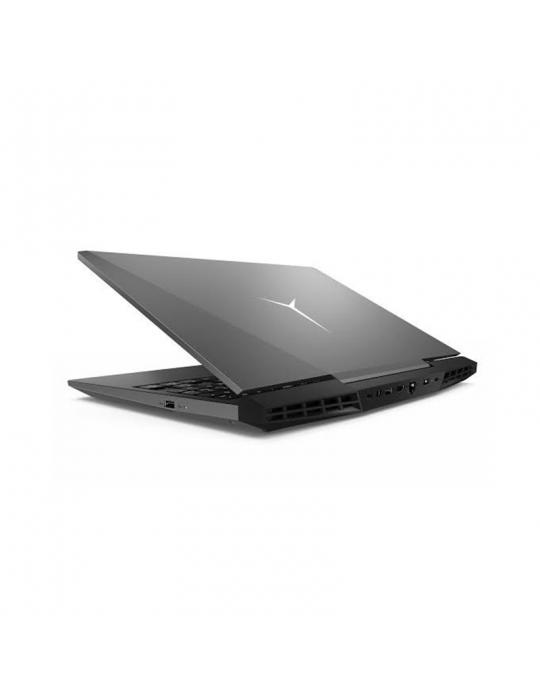 كمبيوتر محمول - Lenovo Y545 i7-9750H-16GB-1TB-512SSD-GTX1660-6GB-15.6 FHD-Windows10-Black